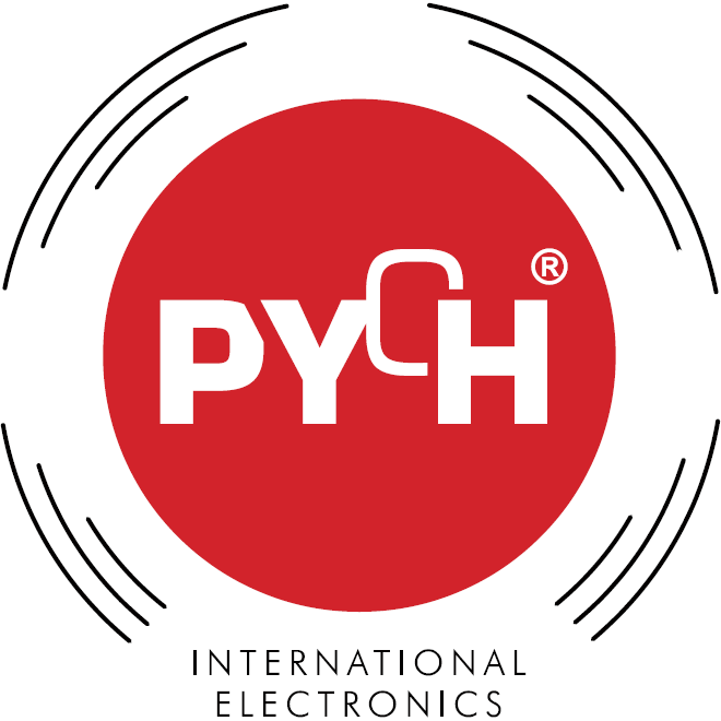 Logo Pych International Electronics