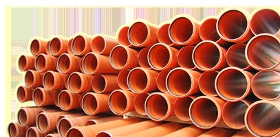 Rury kanalizacyjne PVC