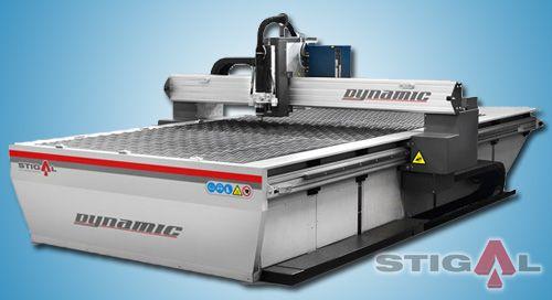 Przecinarka plazmowa CNC Stigal Dynamic