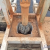 Urządzenie do frezowania kominów